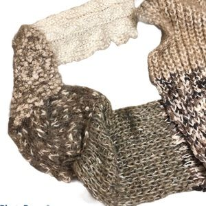 Sonoma Liestyle cable knit infinity scarf